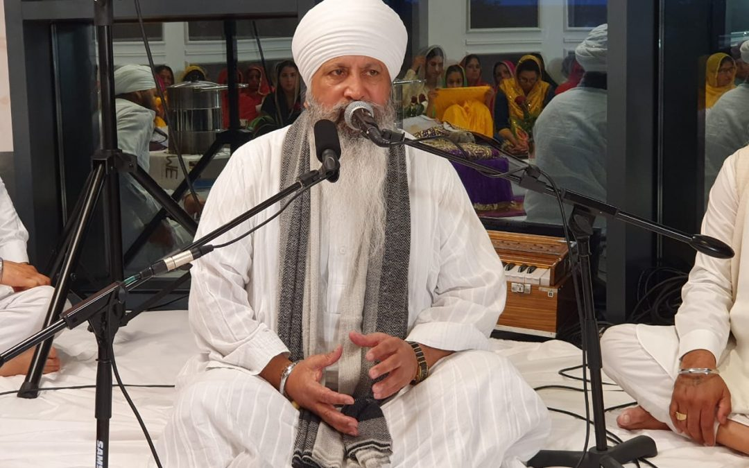 Baba Lakha Singh Ji France Smagam September 2019